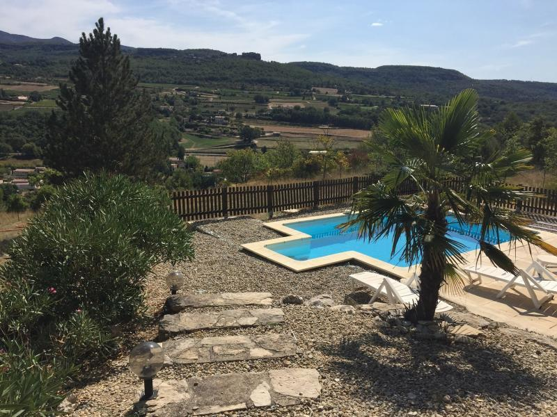 Vakantiehuis zwembad - Apt - Le Mazet des Tapets - Luberon Provence