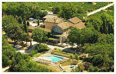 Bed and breakfast van charme in Lacoste in de Luberon