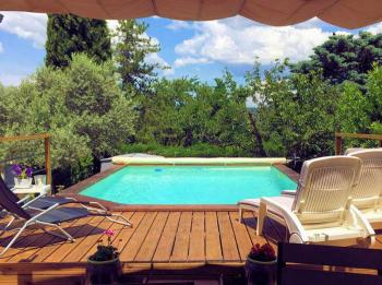 Bed and Breakfast met zwembad in de Provence