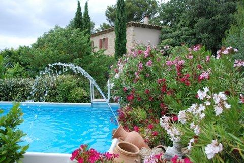Bed & breakfast met zwembad in de Provence