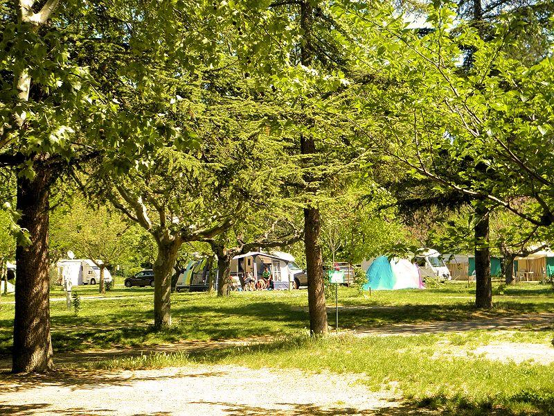 Camping en canvas bungalows